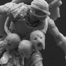 Kingdom Death: Monster Adam, Explorer of Death Build