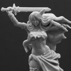 Kingdom Death: Monster Intimacy Female Build