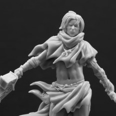 Kingdom Death: Monster Intimacy Male Build