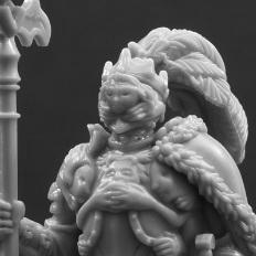 Kingdom Death: Monster Kings Man Build