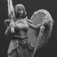 Kingdom Death: Monster Leather Survivors Build