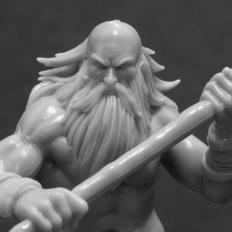 Kingdom Death: Monster Old Survivor Build