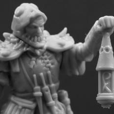 Kingdom Death: Monster Paul the Survivor Build
