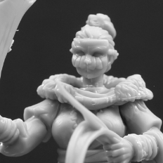 Kingdom Death: Monster Rawhide Survivors Build