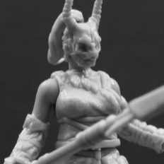 Kingdom Death: Monster Screaming Fur Survivors Build