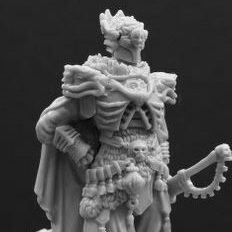 Kingdom Death: Monster The Hand Build