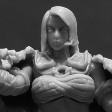 Kingdom Death: Monster Dung Beetle Armor Build