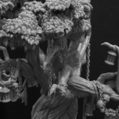 Kingdom Death: Monster Lonely Tree Build