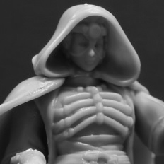 Kingdom Death: Monster Spider Silk Armor Survivors Build