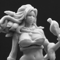 Kingdom Death: Monster Messenger of the First Story Build