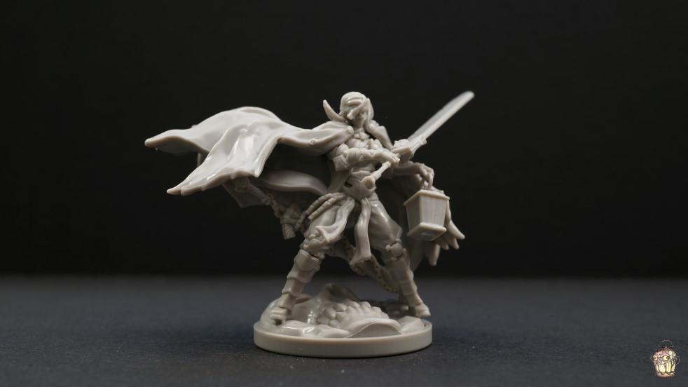 Messenger Of Humanity Model for Kingdom Death Game